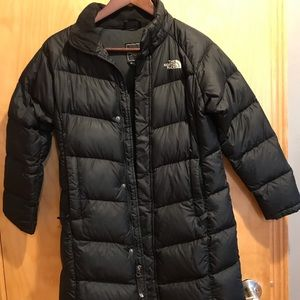North face metropolis jacket